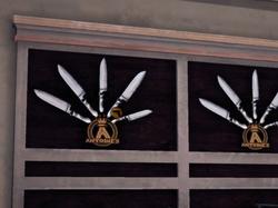 Antoine's (Knives)