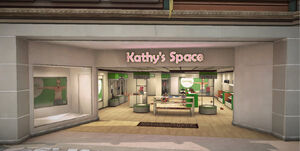 Dead rising Kathy's Space