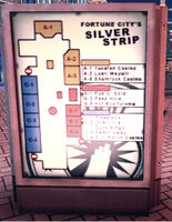 Dead rising silver strip map