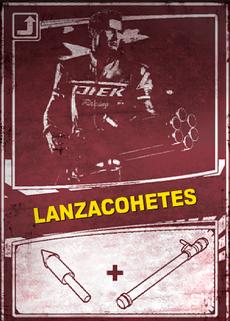 Tarjeta Raída DR2 - Lanzacohetes
