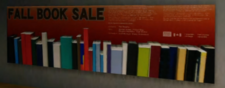 Bachman's Bookporium Sale