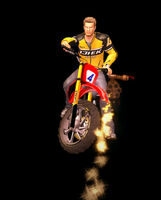 Dead rising Bazooka Bike main (2)