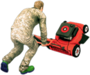 Dead rising lawn mower alternate