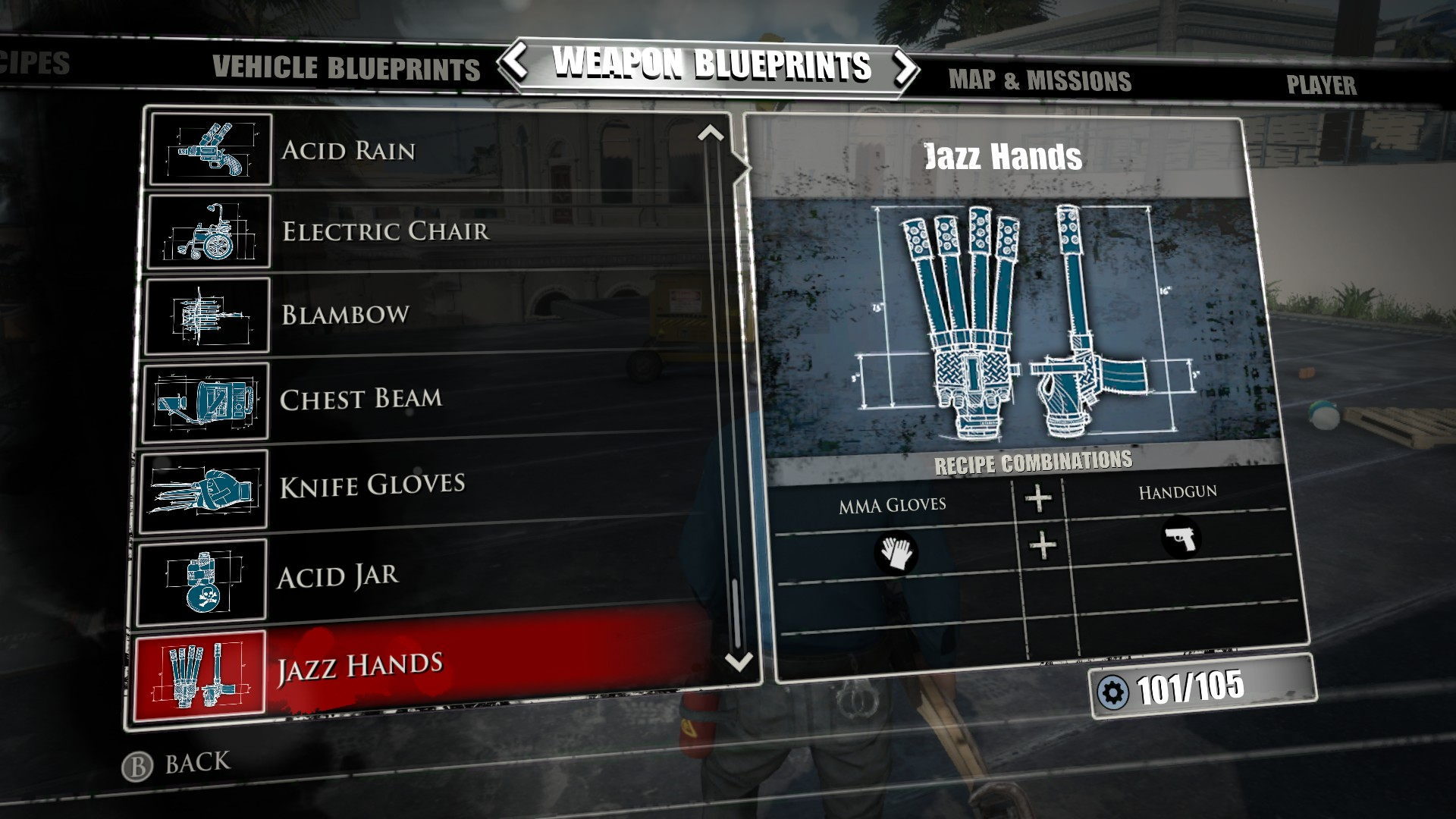 Jazz hands dead rising wiki fandom powered by wikia malvernweather Choice Image
