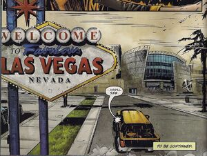 Las Vegas - Road to Fortune