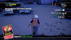 Dead rising 2 case 0 level up 3rd after jed (4)