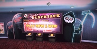 Dead rising Killer Blackjack