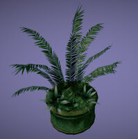 Dead rising Large Planter 4