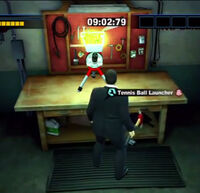 Dead rising tennis ball launcher name 2