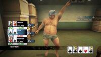 Dead rising 2 strip poker fat boy with helmet lost