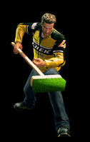 Dead rising push broom (5)