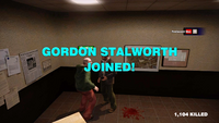 Dead rising the coward gordon