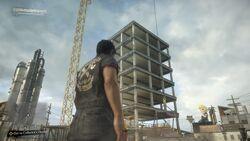 Big Buck Construction Tower