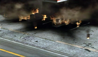 Dead rising178 brutality copter pics gas station explosion (2)