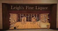 Dead rising Leigh's Fine Liquor