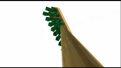 Dead rising Push Broom