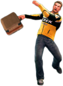 Dead rising small suitcase combo