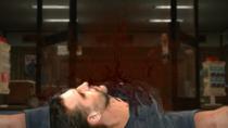 Dead Rising - James disparado por Cletus