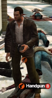 Dead rising correct name for weapons and food