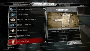 Cuddly Bear Blueprints 2