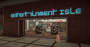 Dead rising Entertainment Isle (Dead Rising 2)