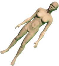 Dead rising Mannequin Female