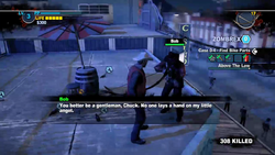 Dead rising 2 case 0 darcie and bob escorting (20)
