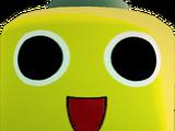Funny Servbot Mask