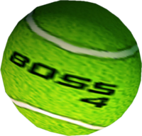 Dead rising Tennis Ball