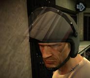 Dead rising Security Helmet 2