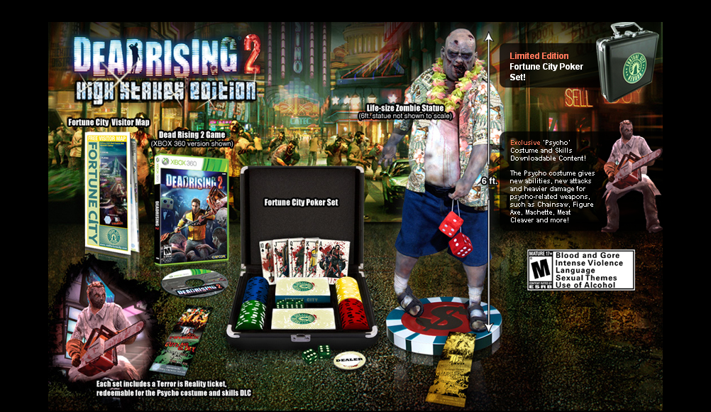 Dead Rising 2 High Stakes Edition | Dead Rising Wiki | FANDOM ... on