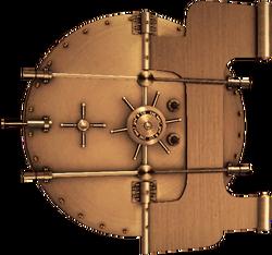 Dead rising Americana Casino door vault