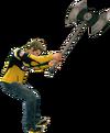 Dead rising battleaxe jump