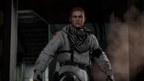 Comandante Fontana - Empujando a Frank West - Dead Rising 4