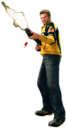 Dead rising shotgun main