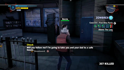 Dead rising 2 case 0 darcie and bob escorting (11)