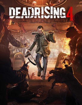 Dead rising 4 cover art