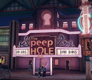 Dead rising The Peep Hole