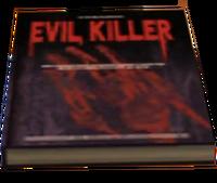 Dead rising book evil killer