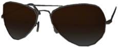 Dead rising Grey Sunglasses