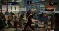 Dead rising bouncing beauty alternate in video
