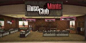 Dead rising Three Club Monte