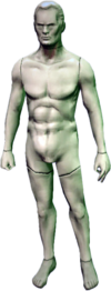 Dead rising Mannequin Male