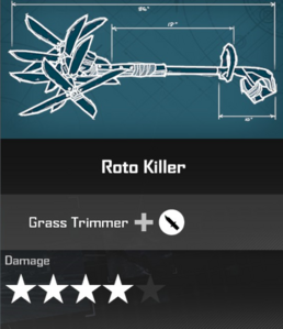 Roto Killer Blueprint 2