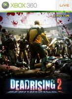 Dead Rising 2 box art