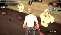 Dead rising 2 MMA Gloves sporting goods store