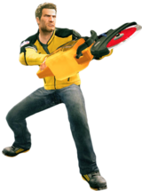 Cement Saw (Dead Rising 2)