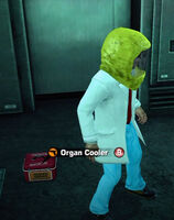 Dead rising organ cooler name