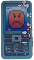 Dead rising Novelty Cell Phone dmg