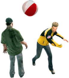 Dead rising beach ball main